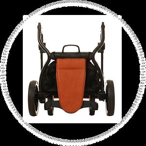 Slim Folding Stroller
