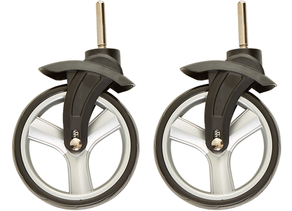 2 Pack Deluxe/Journey Front Wheel