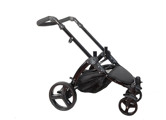 Deluxe Stroller Chassis with Wheel Set