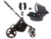 Car Seat Stroller|Maxi Cosi Car Seat|Light Weight Stroller|Ella Baby Strollers