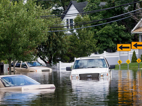 Water Flooded Vehicles: What You Need To Know