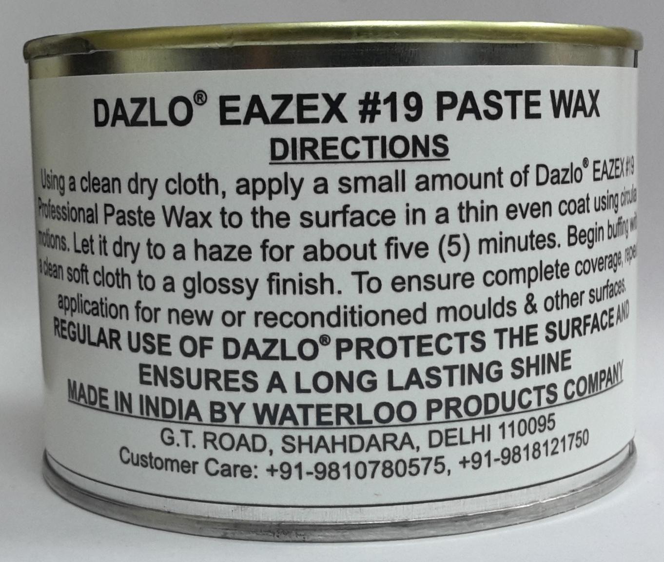 Mould Release Agent | Wax | Mold | FRP | Dazlo | Manufacurer