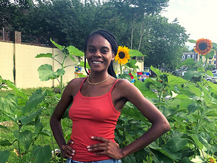 Talaya's Civic Story: Gardening, Growth & Community in DC