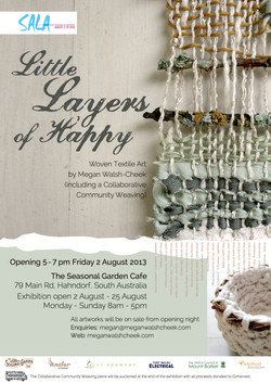 August 2013: Little Layers of Happy