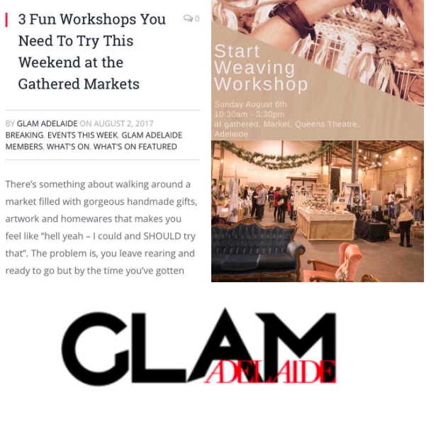 August 2017: Glam Adelaide