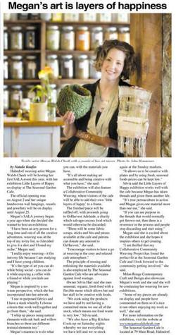 August 2013: The Weekender Herald