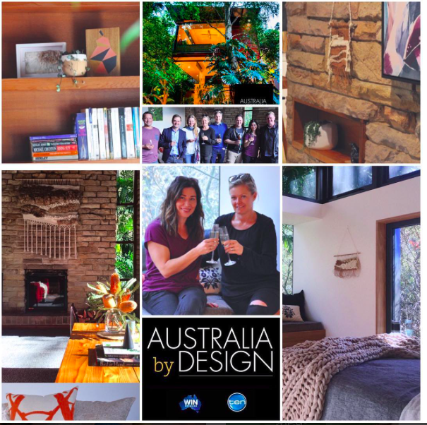 August 2017: Australia By Design(TV)