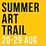 www.melfletcher.com - Mel Fletcher - Summer Art Trail logo