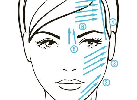 DIY Anti-Aging Facial Massage