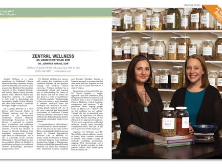 Featured in Albuquerque The Magazine Top Docs