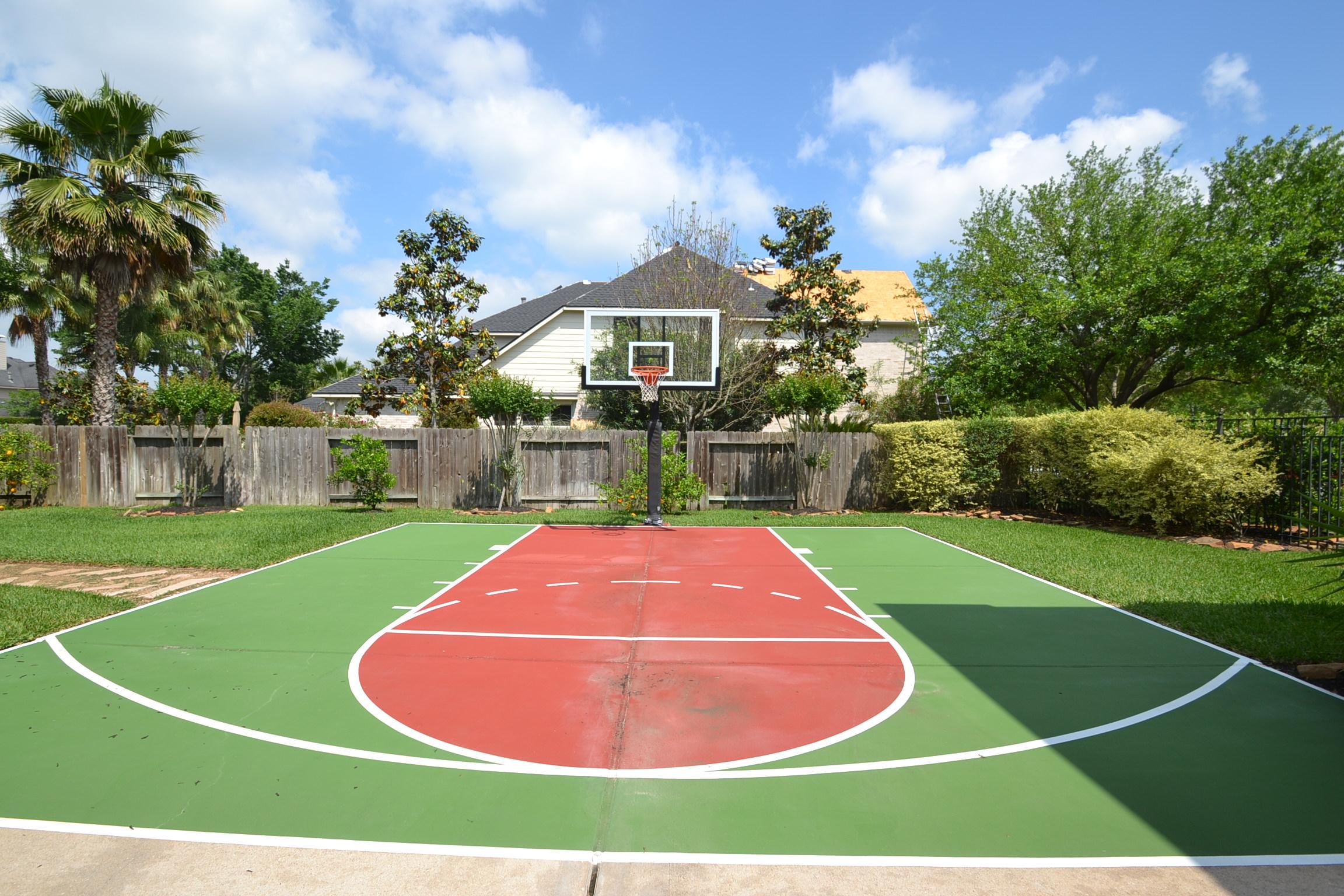 Sports Court