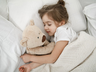 How to create a good bedtime routine for my child