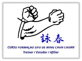 Curso a distância profissionalizante de Wing Chun