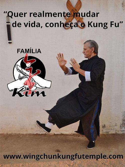 1° Estágio Completo do Wing Chun Kung Fu