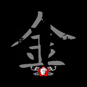 Escudo da Associação Franca de Kung Fu