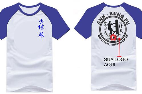Camiseta padrão Shaolin Chuan