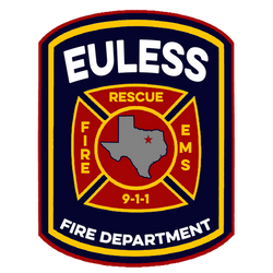 Euless Fire Dept Logo