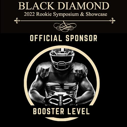 Booster Level Sponsor