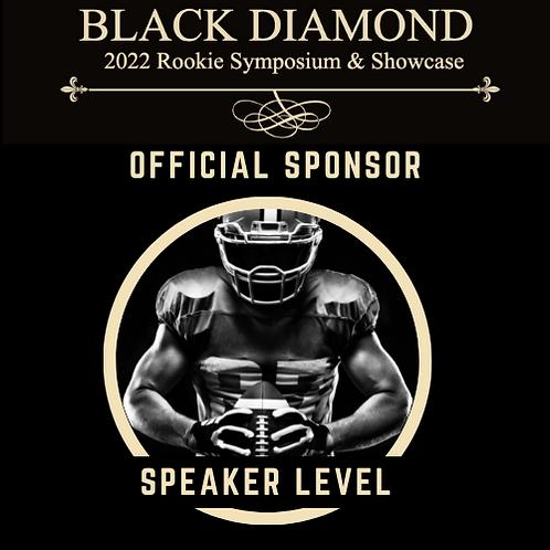 2022 VIP Speaker Sponsorship