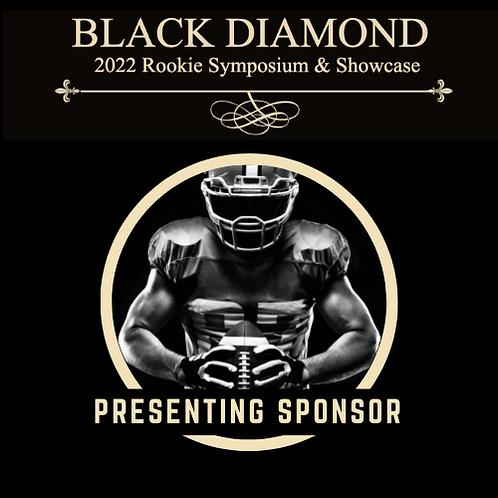 2022 Black Diamond Rookie Symposium & Showcase Presenting Sponsorship