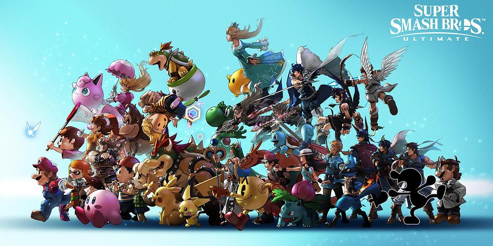 SUNY Morrisville - Smash Ultimate Tournament