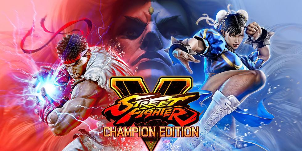 SUNY Morrisville - Street Fighter V Tournament