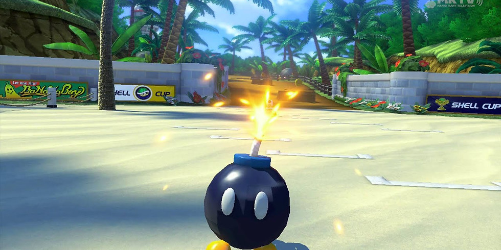 Mario Kart Battle Tournament #1 - Bob-omb Blast