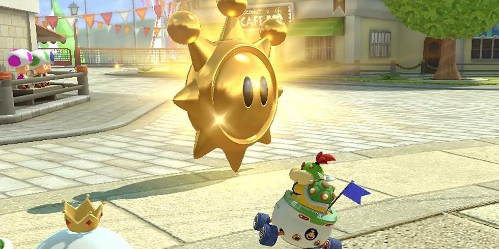 Mario Kart Battle Tournament #2 - Shine Thief