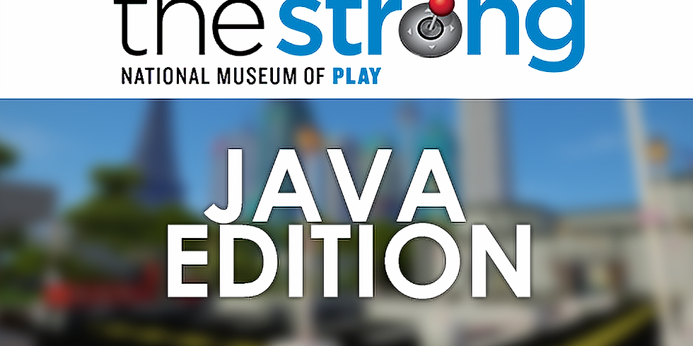 Java Edition - The Strong Minecraft Experience