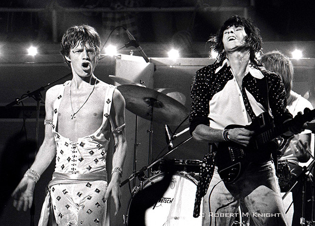 Rolling Stones by Robert M. Knight