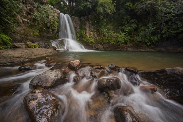 Antony Eley   Waiau Falls