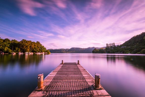 Amelia Smith   Lake Tarawera