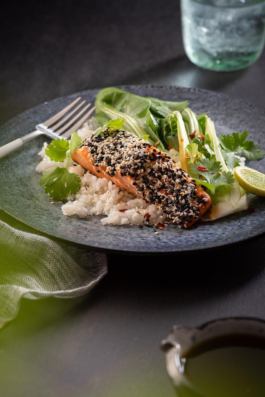 Salmon. Image by Victoria Baldwin