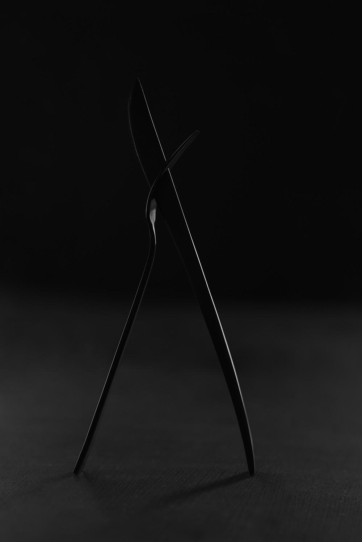 Cutlery. Image by Victoria Baldwin