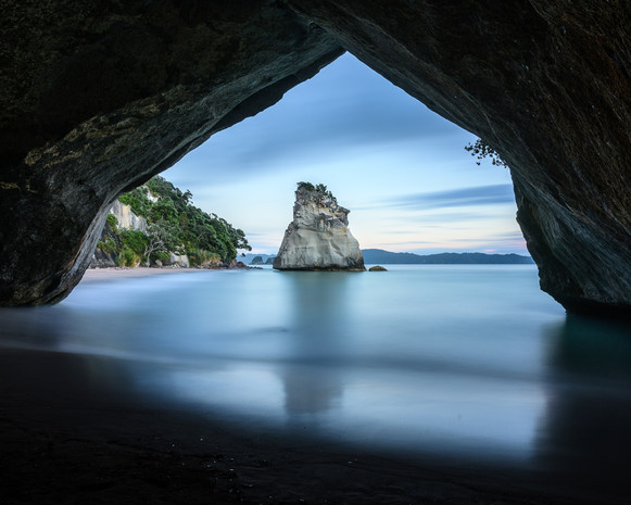 Richard Young   Cathedral Cove