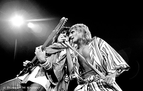 Rod and Ronnie by Robert M. Knight