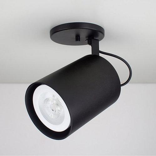 Spot Lisse Solution II E27 – Bivolt 127V / 220V E27 – 165 x 120 x 155mm
