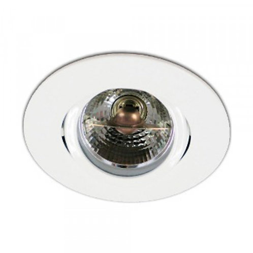 Embutido Redondo AR 70 Face Plana Interlight GU-10