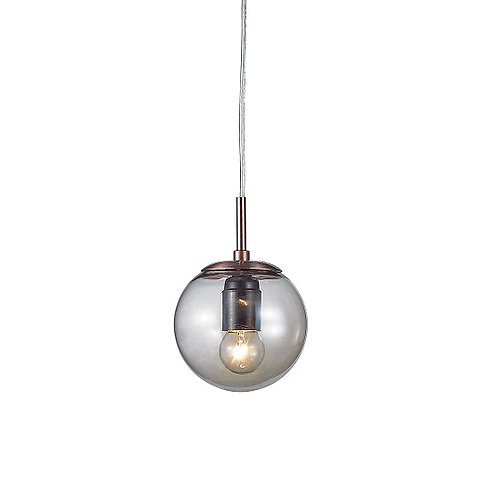 Pendente FIATI single esfera - Chandelie