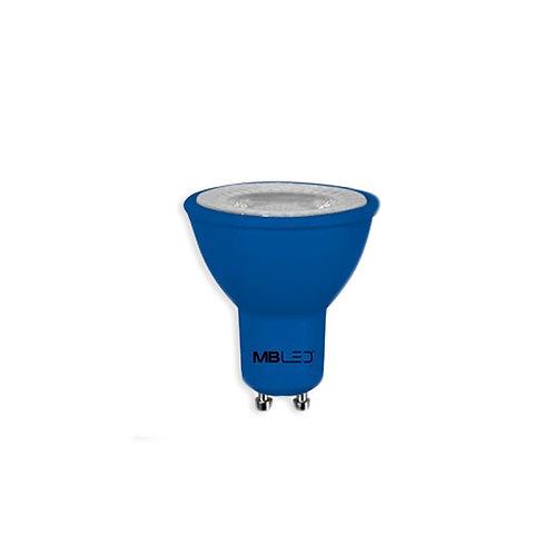 Dicroica MBLED Azul 6W