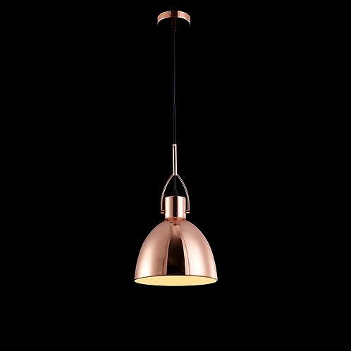 Pendente alumínio ROSE BRILHANTE - JLR Iluminação