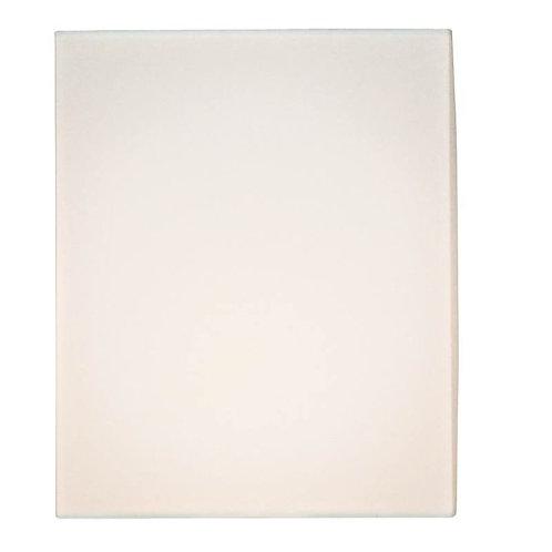 Luminaria Cúpula de Tecido Branco -  Bella