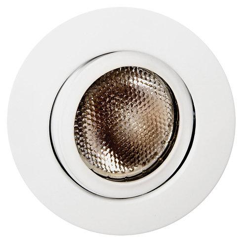 Embutido Redondo Par 20 Face Plana Interlight E-27