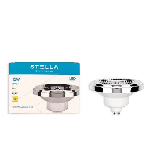 AR 111 Stella 12W 2700k 24º