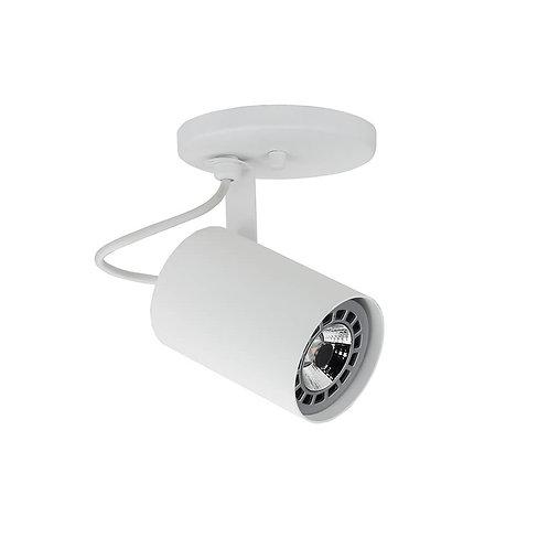 Spot Lisse Solution II GU10 GZ10 – Bivolt 127V / 220V GU10 GZ10 – 140 x 120 x 14