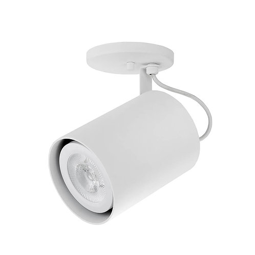 Spot Lisse Solution II E27 – Bivolt 127V / 220V E27 – 165 x 120 x 155mm