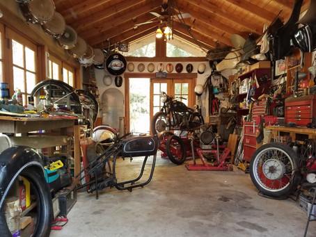 6 Consejos para afrontar un proyecto de customización de moto (DIY)