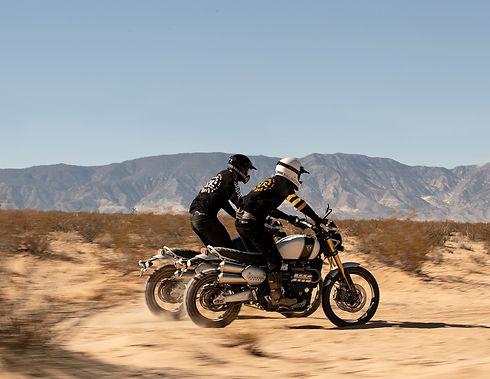 The Backyard Scrambler Motorccycles