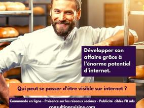 La communication de votre restaurant sur internet