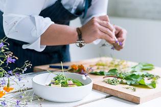 Cours de cuisine à domicile Paris
